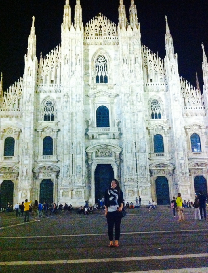 Milan at Midnight