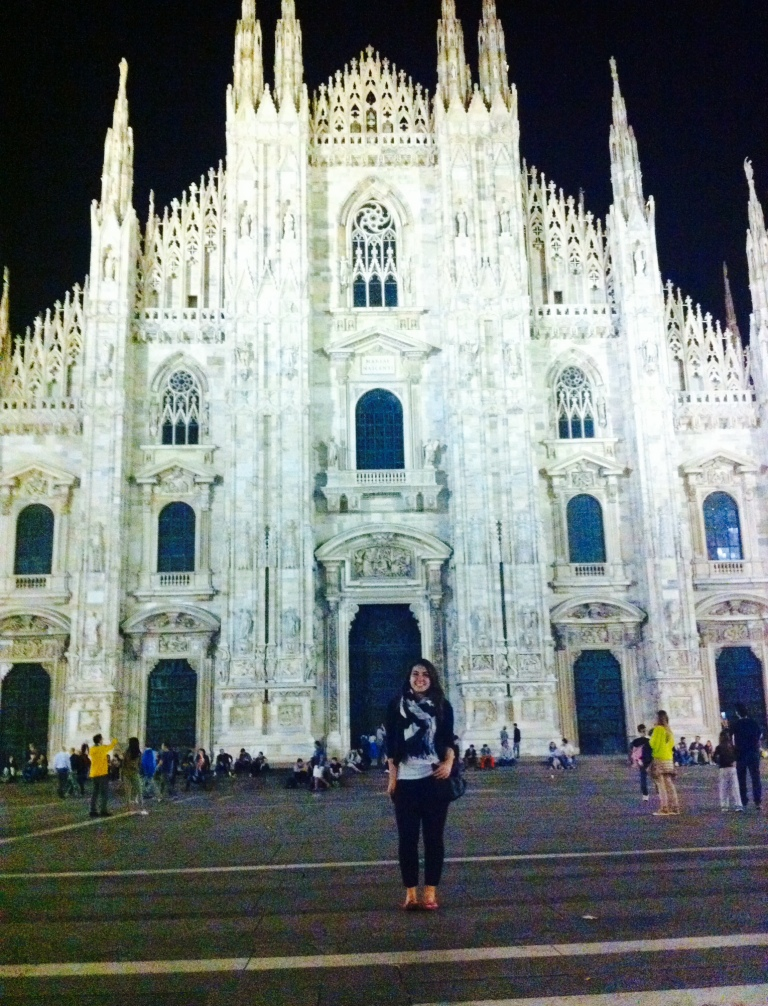 Milan at Midnight