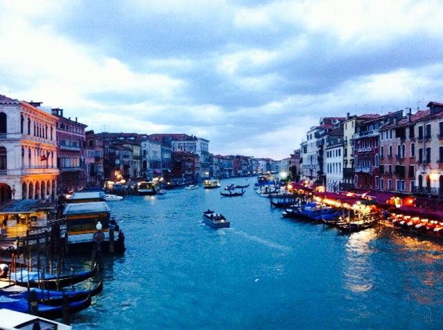 Venice at Twilight